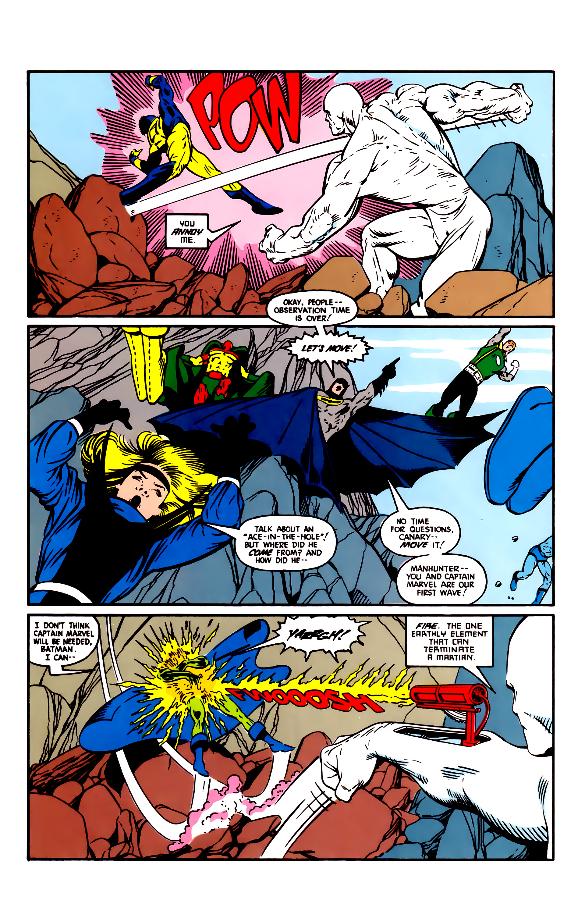 Read online Justice League (1987) comic -  Issue #4 - 17