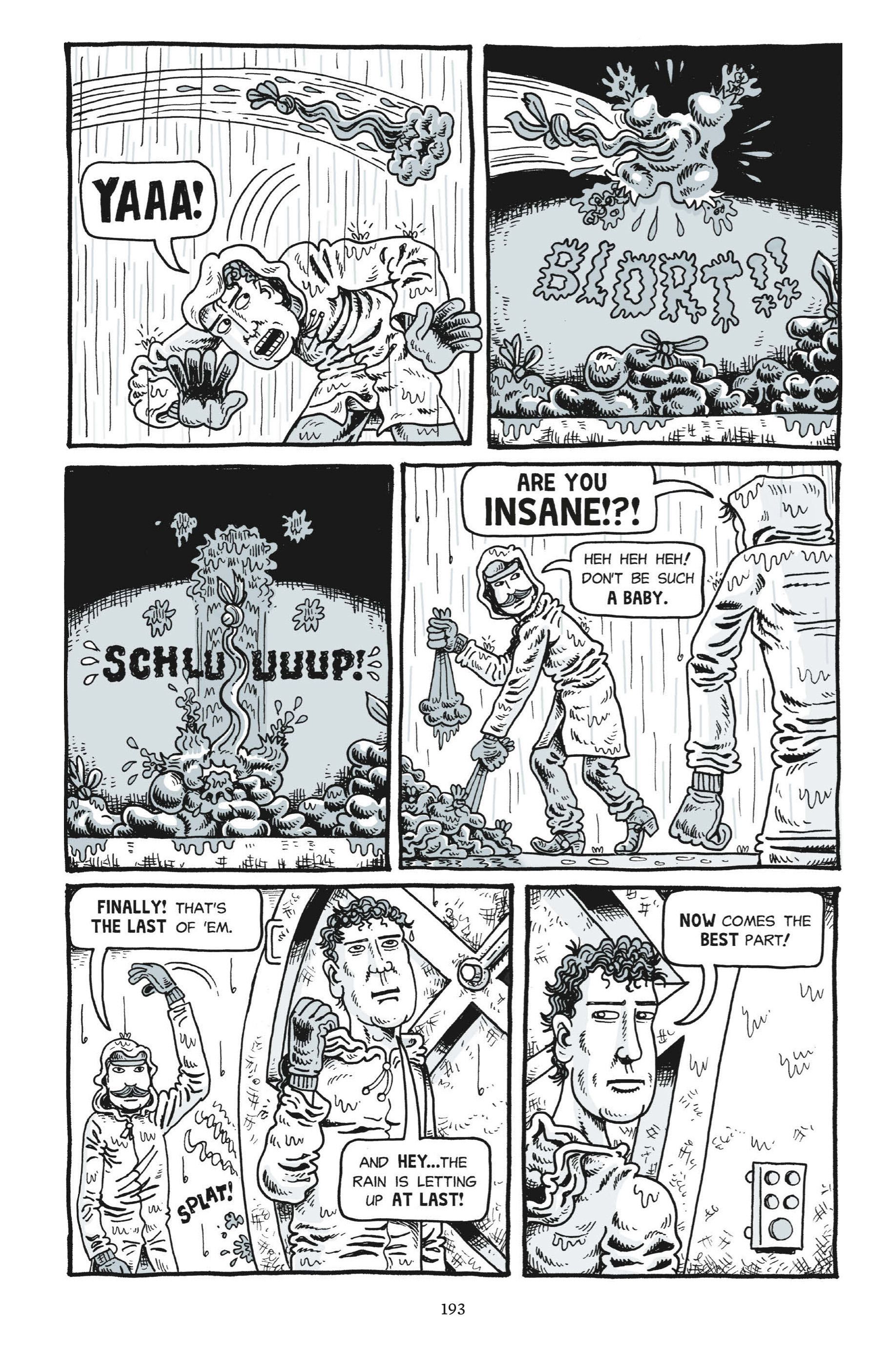 Read online Trashed comic -  Issue # Full - 185