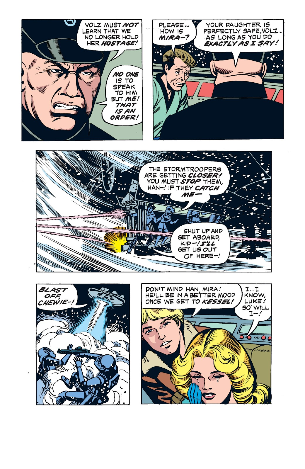 Read online Star Wars Legends: The Newspaper Strips - Epic Collection comic -  Issue # TPB (Part 2) - 88