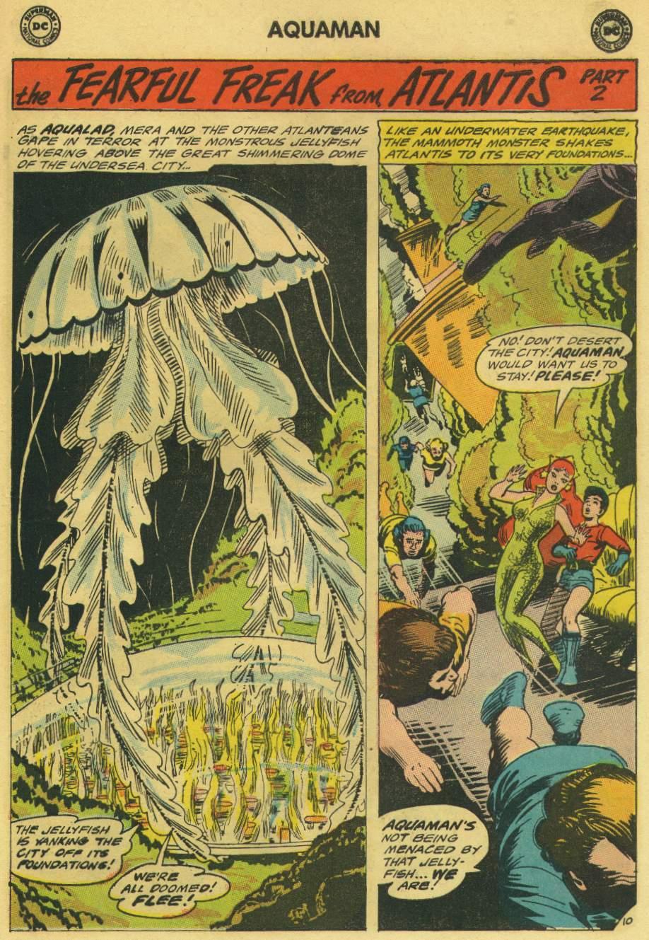 Aquaman (1962) Issue #21 #21 - English 15