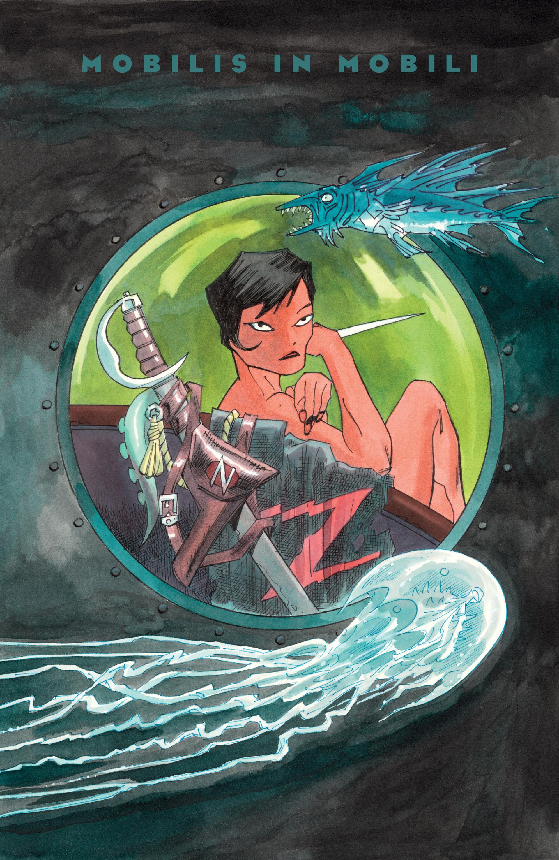 Read online Nemo: Heart of Ice comic -  Issue # Full - 4
