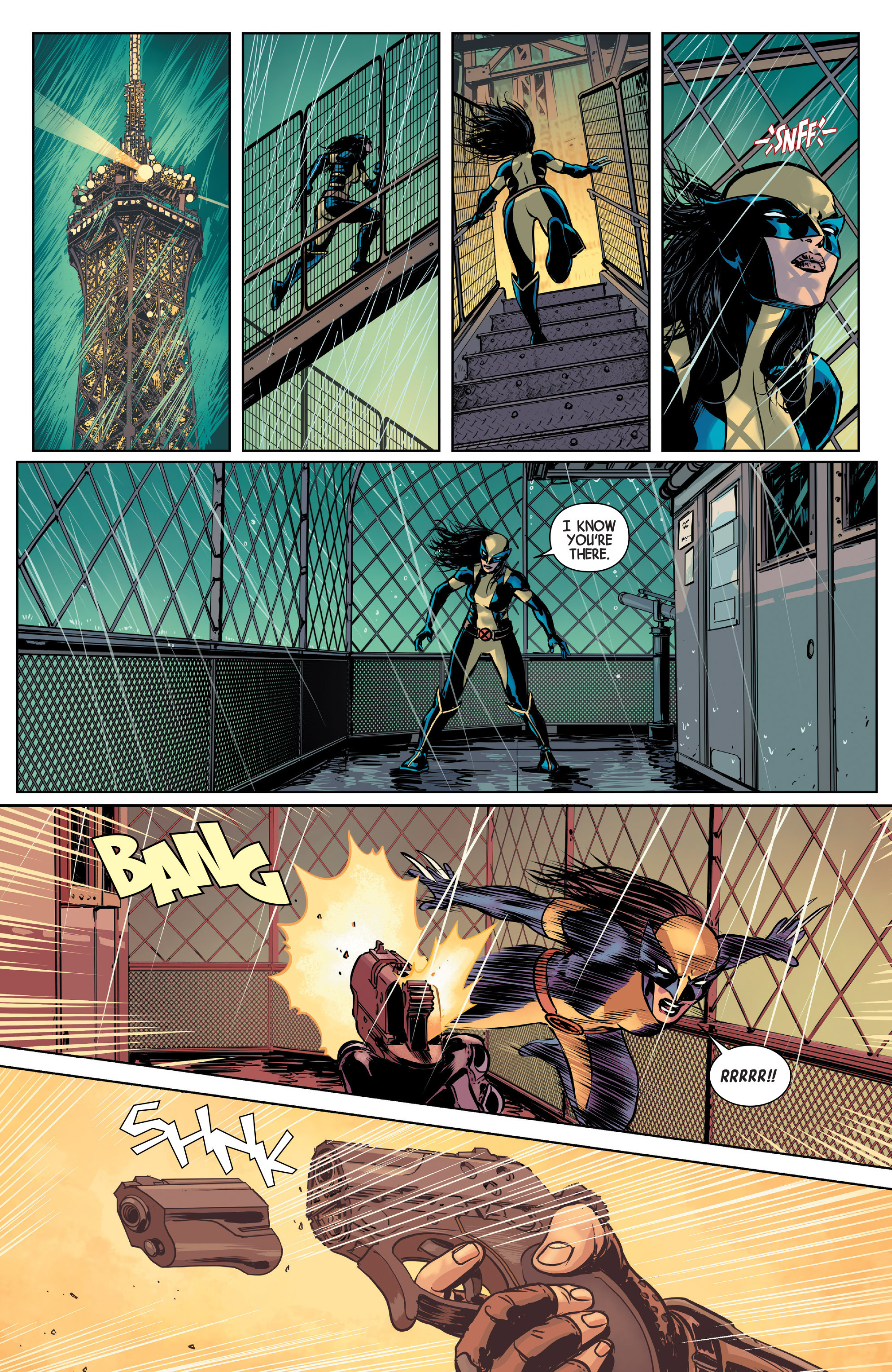 Read online All-New Wolverine (2016) comic -  Issue #1 - 13