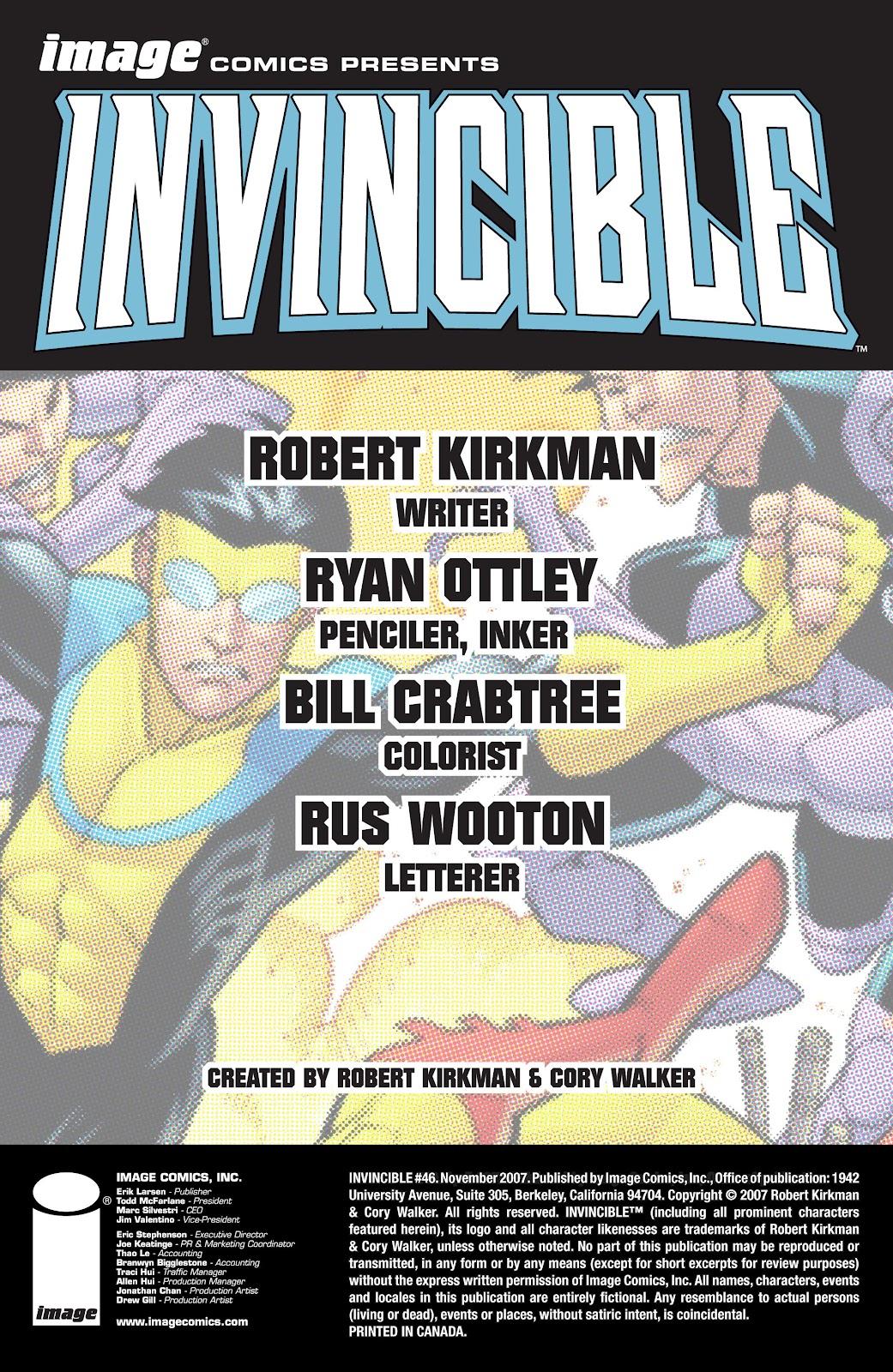 Invincible (2003) 46 Page 2