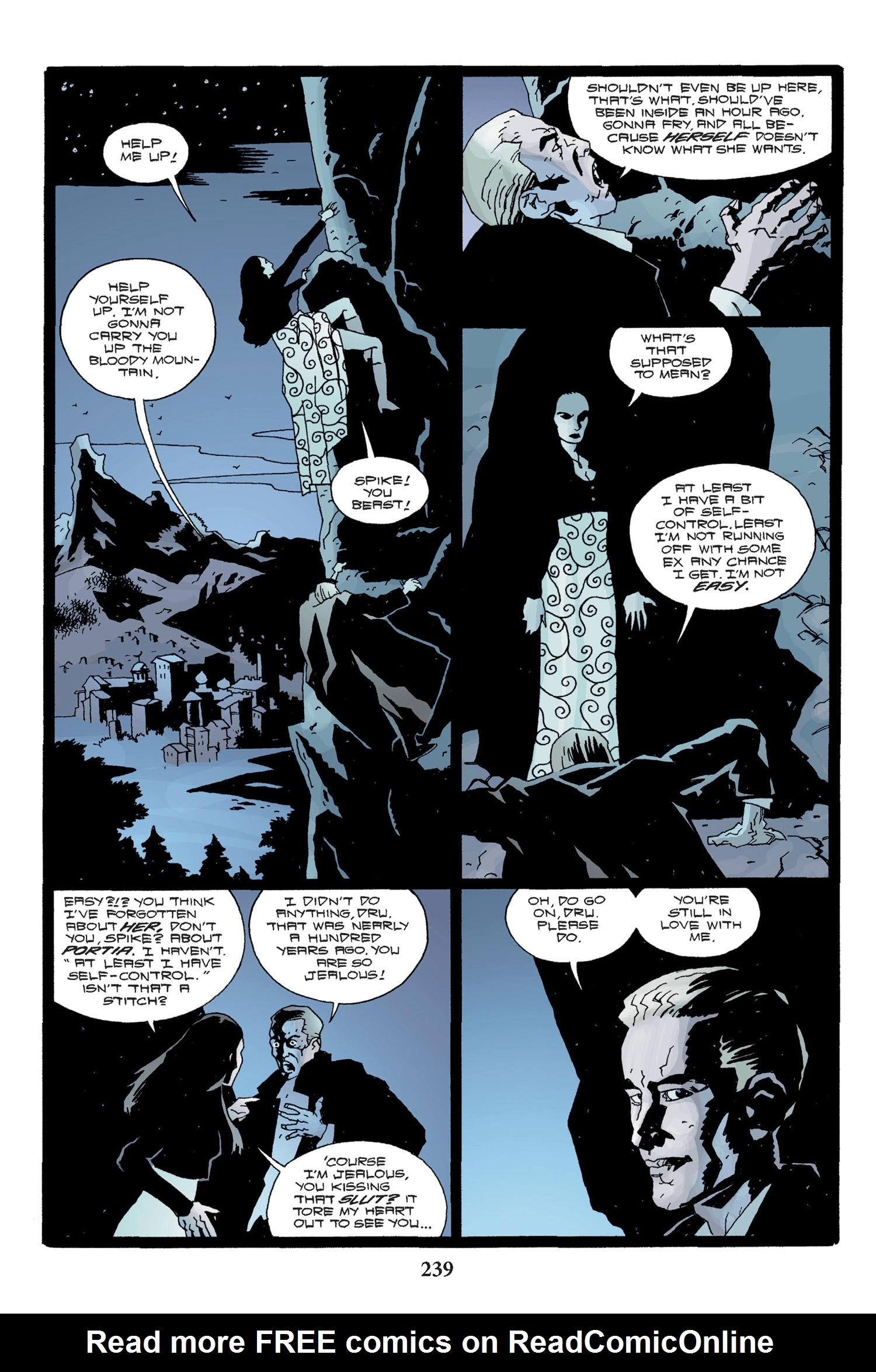 Read online Buffy the Vampire Slayer: Omnibus comic -  Issue # TPB 2 - 232