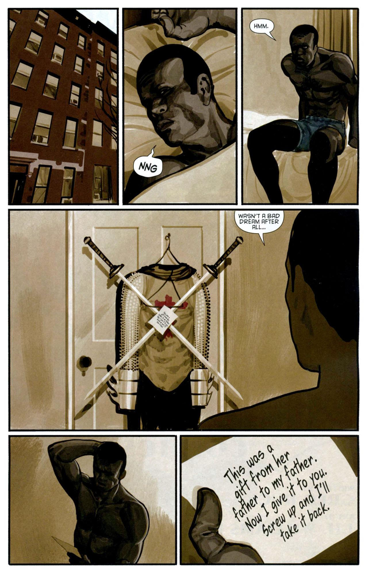 Read online Azrael: Death's Dark Knight comic -  Issue #3 - 18