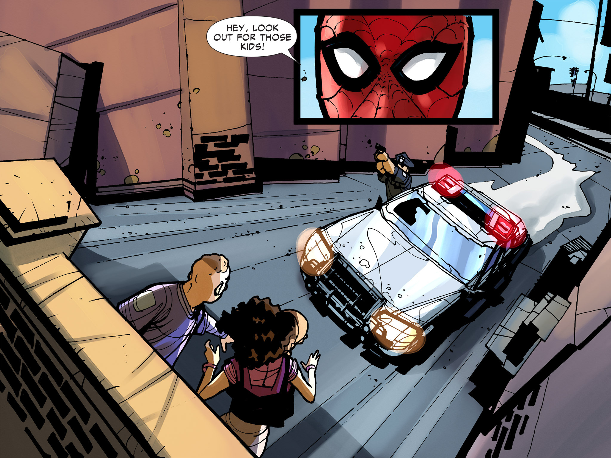 Read online Amazing Spider-Man: Who Am I? comic -  Issue # Full (Part 1) - 233