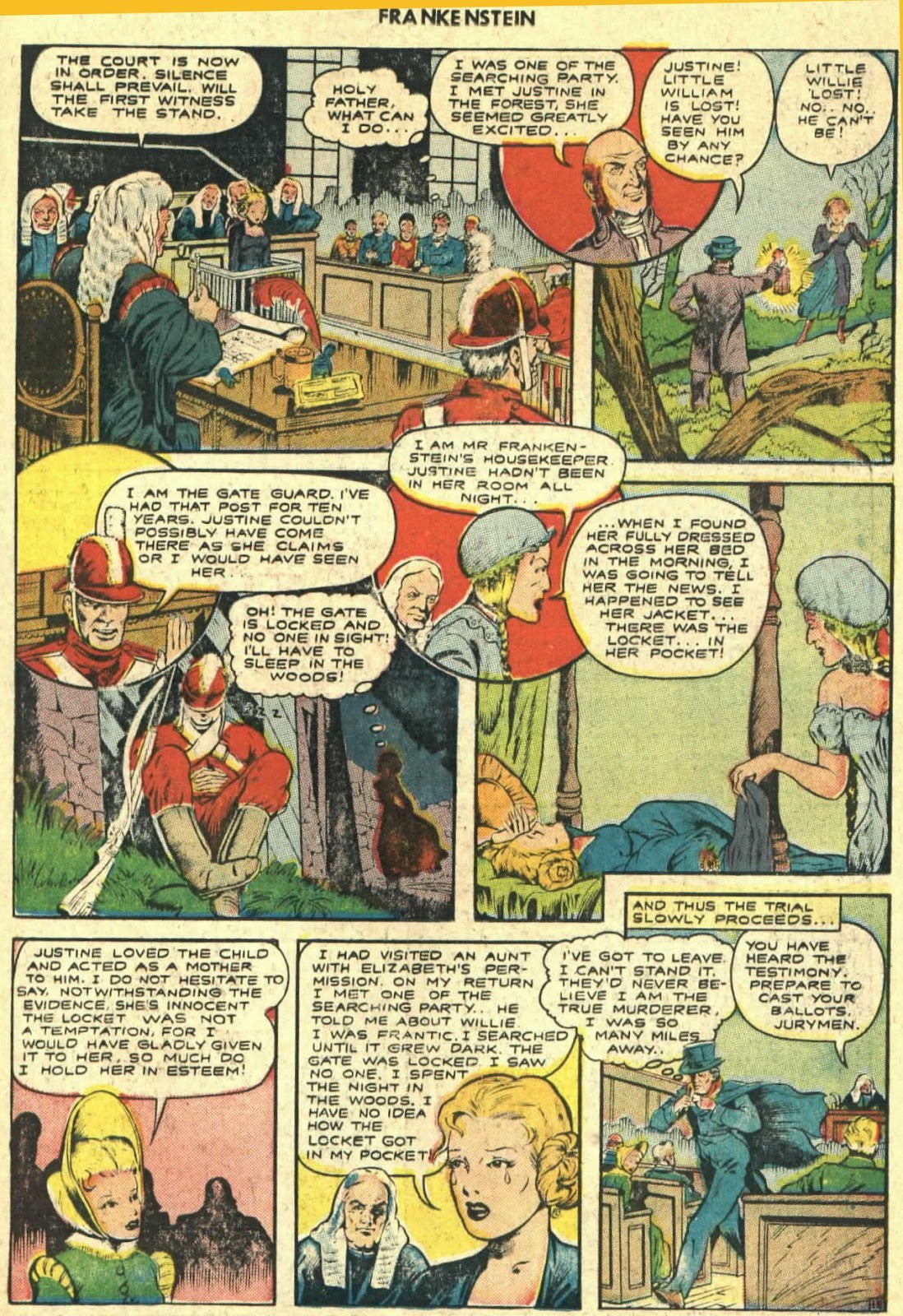 Classics Illustrated issue 26 - Page 17