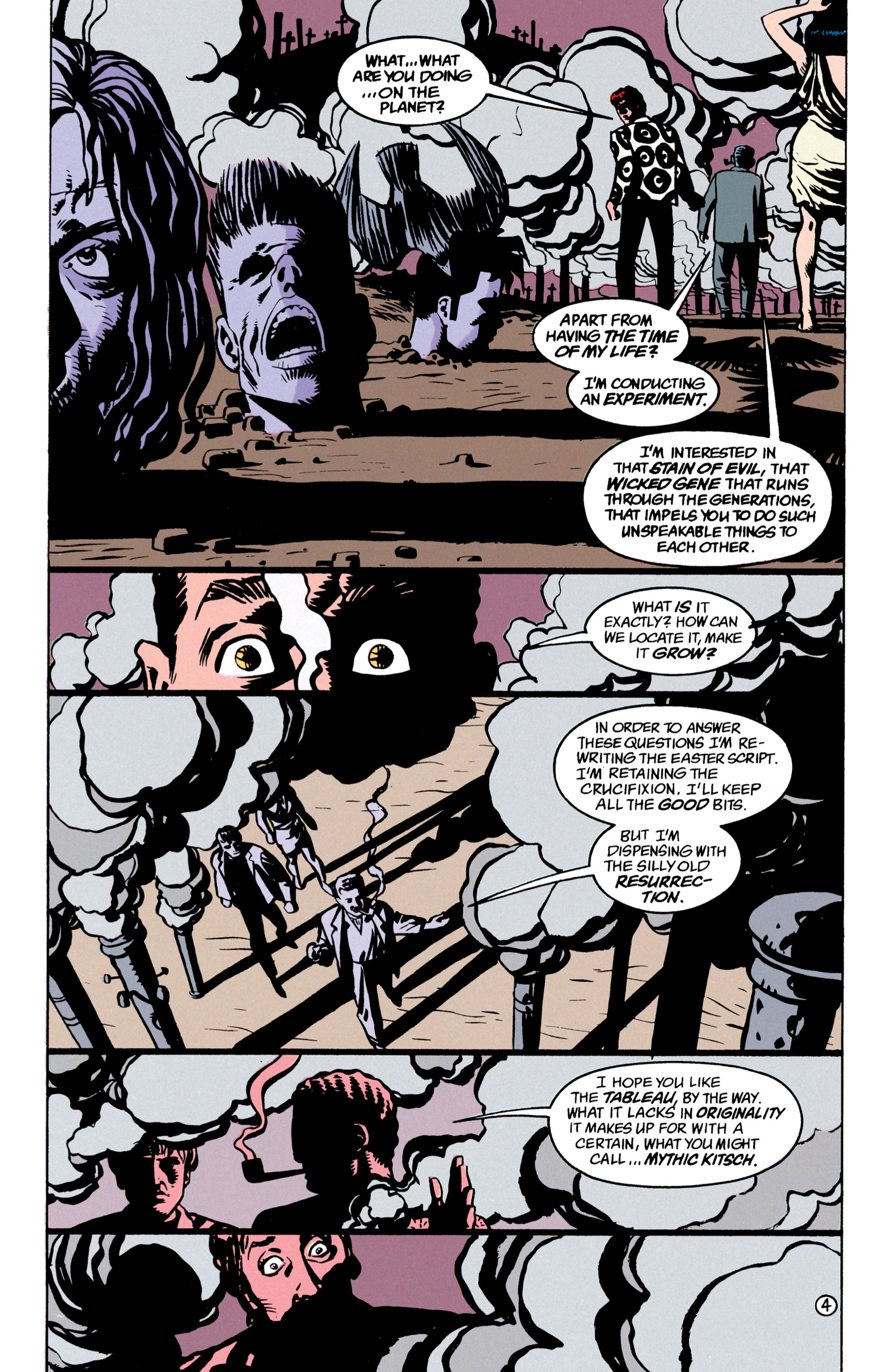 Read online Shade, the Changing Man comic -  Issue #52 - 5
