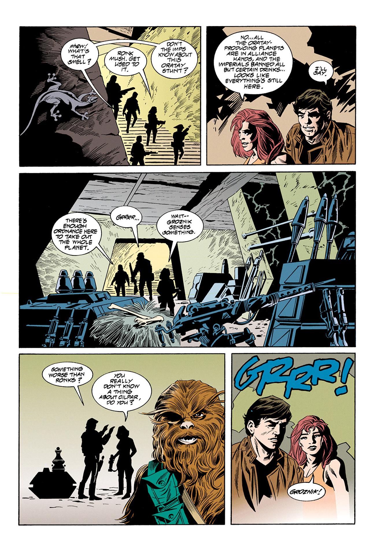 Read online Star Wars Omnibus comic -  Issue # Vol. 1 - 116