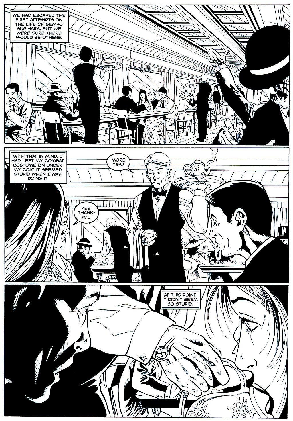 Read online Shi: Sempo comic -  Issue #2 - 3