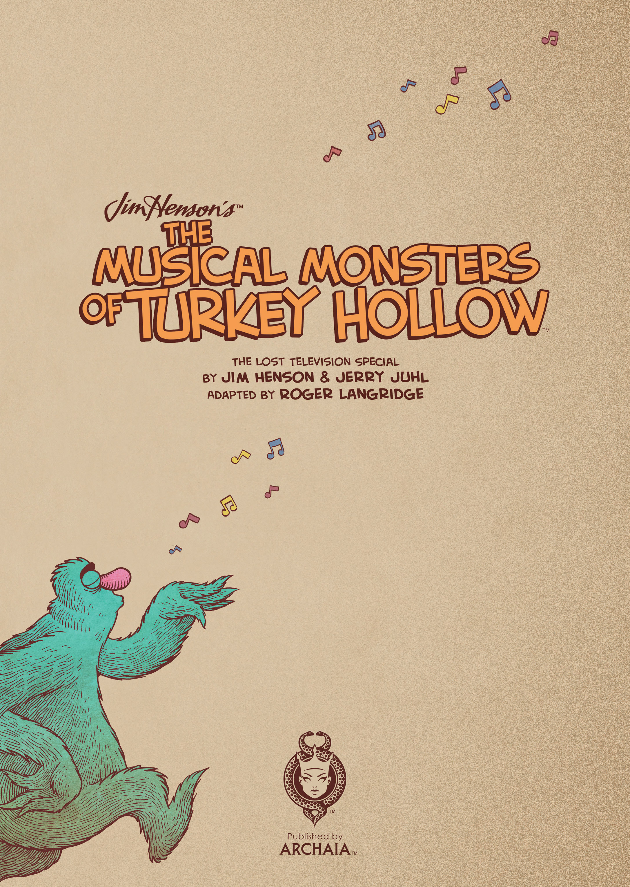 Read online Jim Henson's The Musical Monsters of Turkey Hollow comic -  Issue # Full - 4