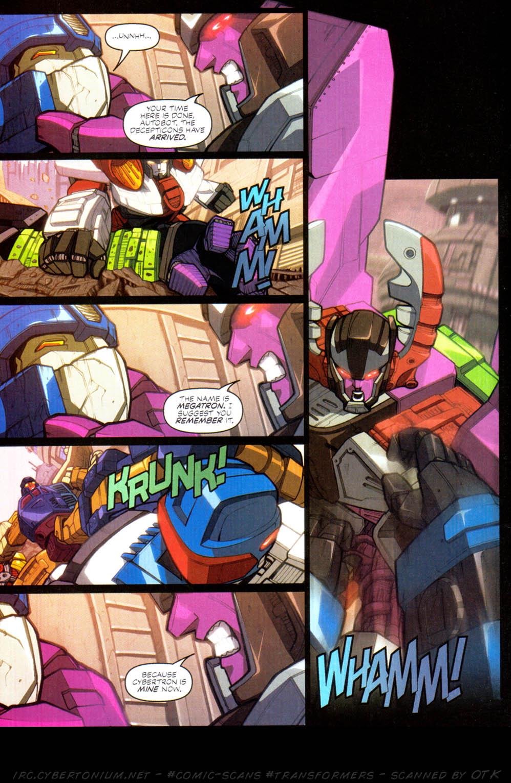 Read online Transformers Armada comic -  Issue #2 - 20