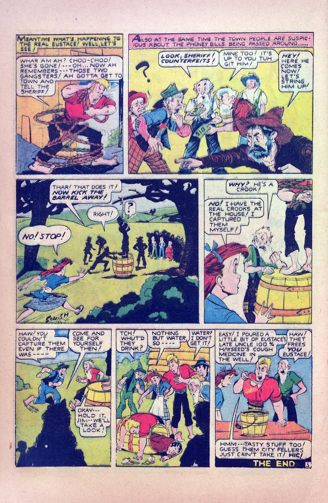 Read online Joker Comics comic -  Issue #16 - 47