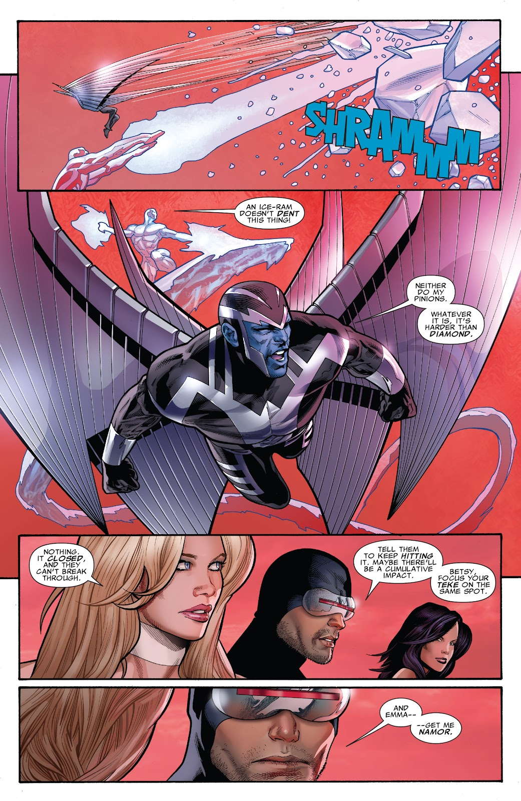 Read online X-Men: Second Coming comic -  Issue # _TPB (Part 2) - 90