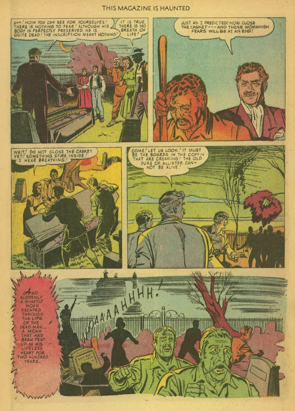 Read online This Magazine Is Haunted comic -  Issue #1 - 8
