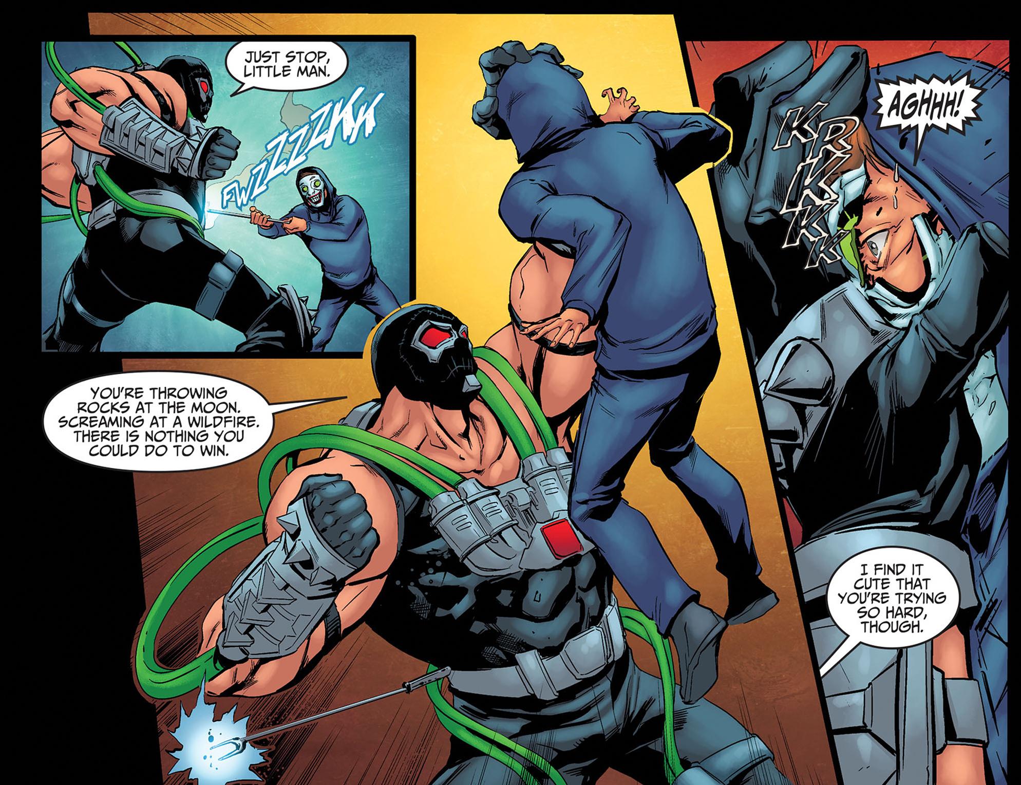 Read online Injustice: Ground Zero comic -  Issue #8 - 14