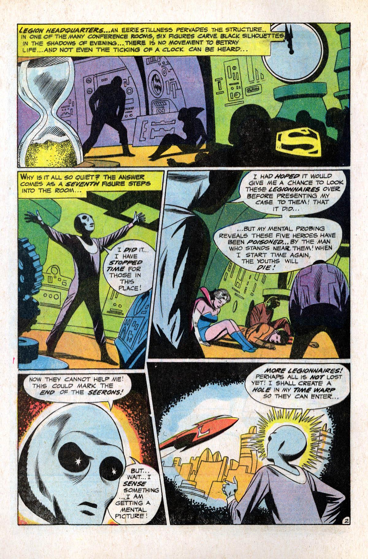 Read online Adventure Comics (1938) comic -  Issue #379 - 4