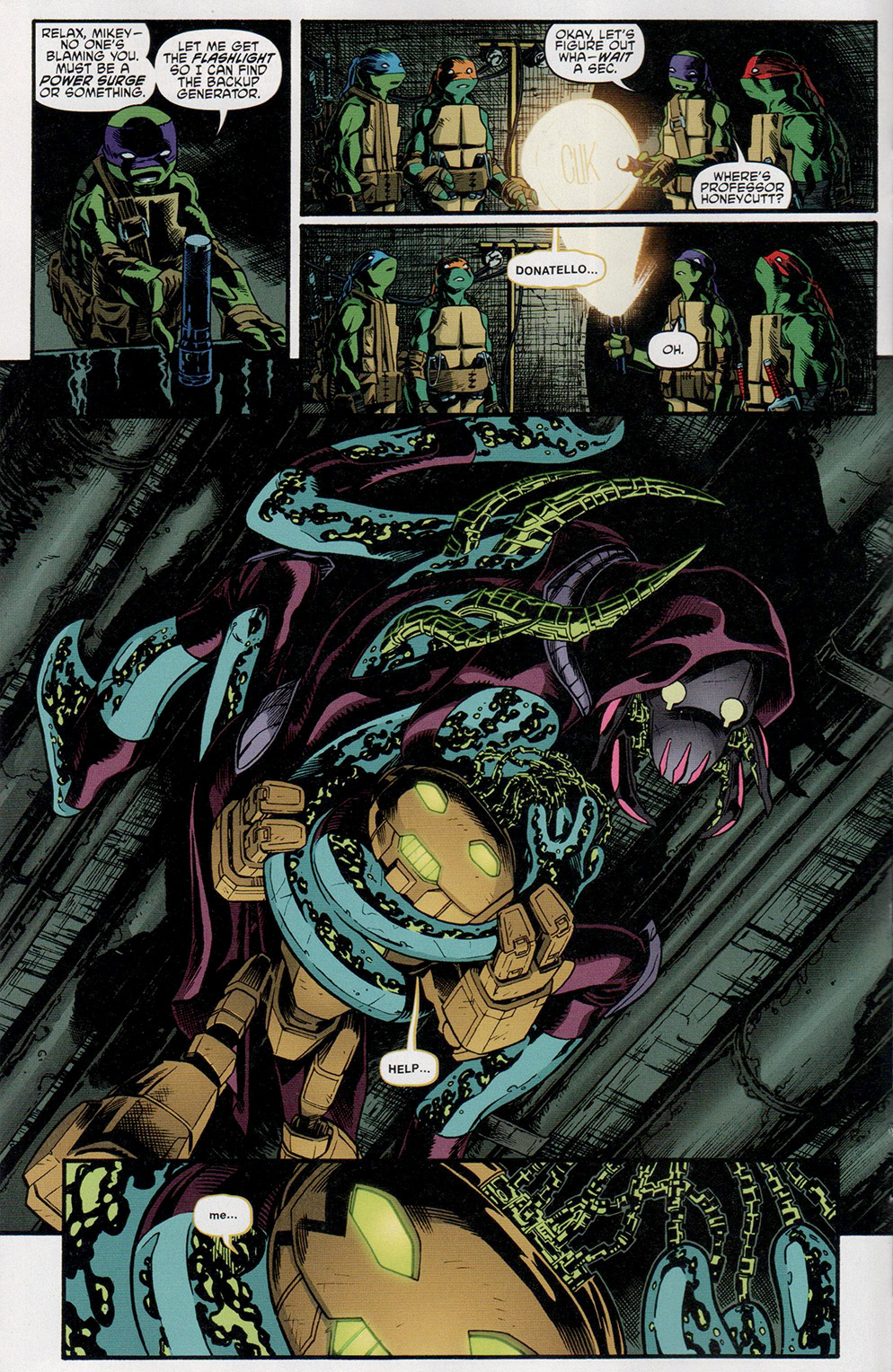 Read online Free Comic Book Day 2017 comic -  Issue # Teenage Mutant Ninja Turtles - 14
