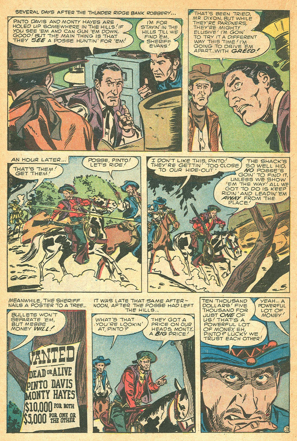 Kid Colt Outlaw issue 53 - Page 22