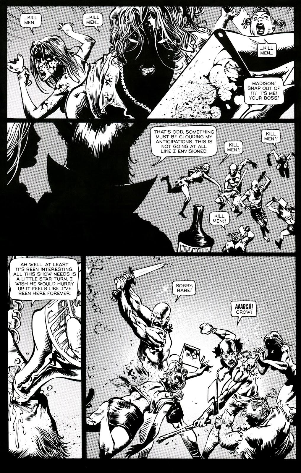 Read online Poison Elves (2013) comic -  Issue #3 - 4