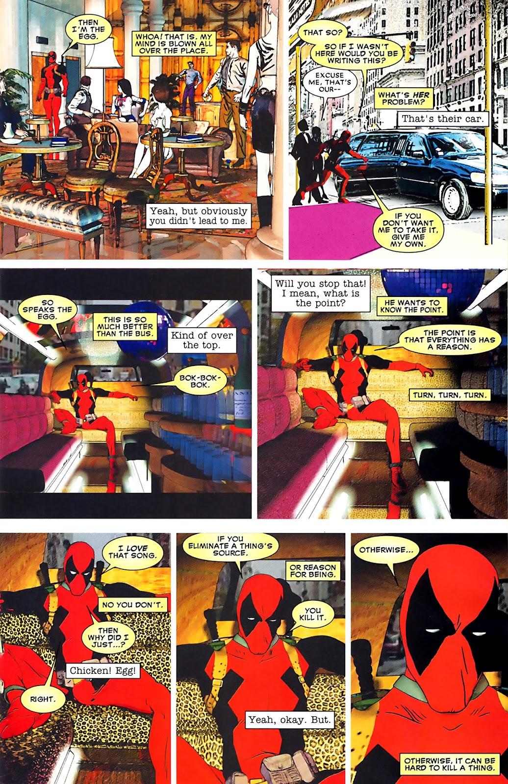Read online Deadpool (2008) comic -  Issue #900 - 63