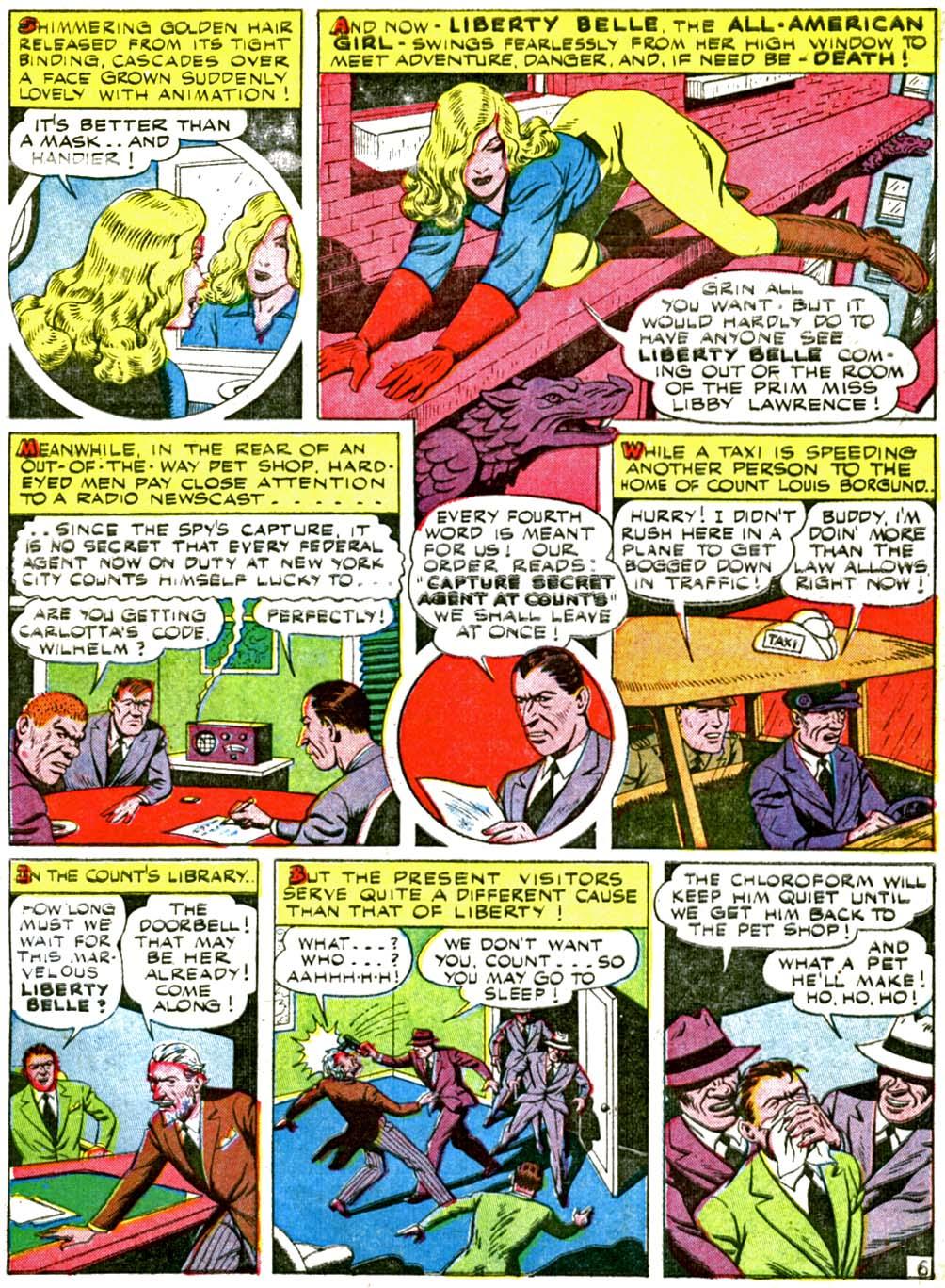 Boy Commandos issue 2 - Page 52