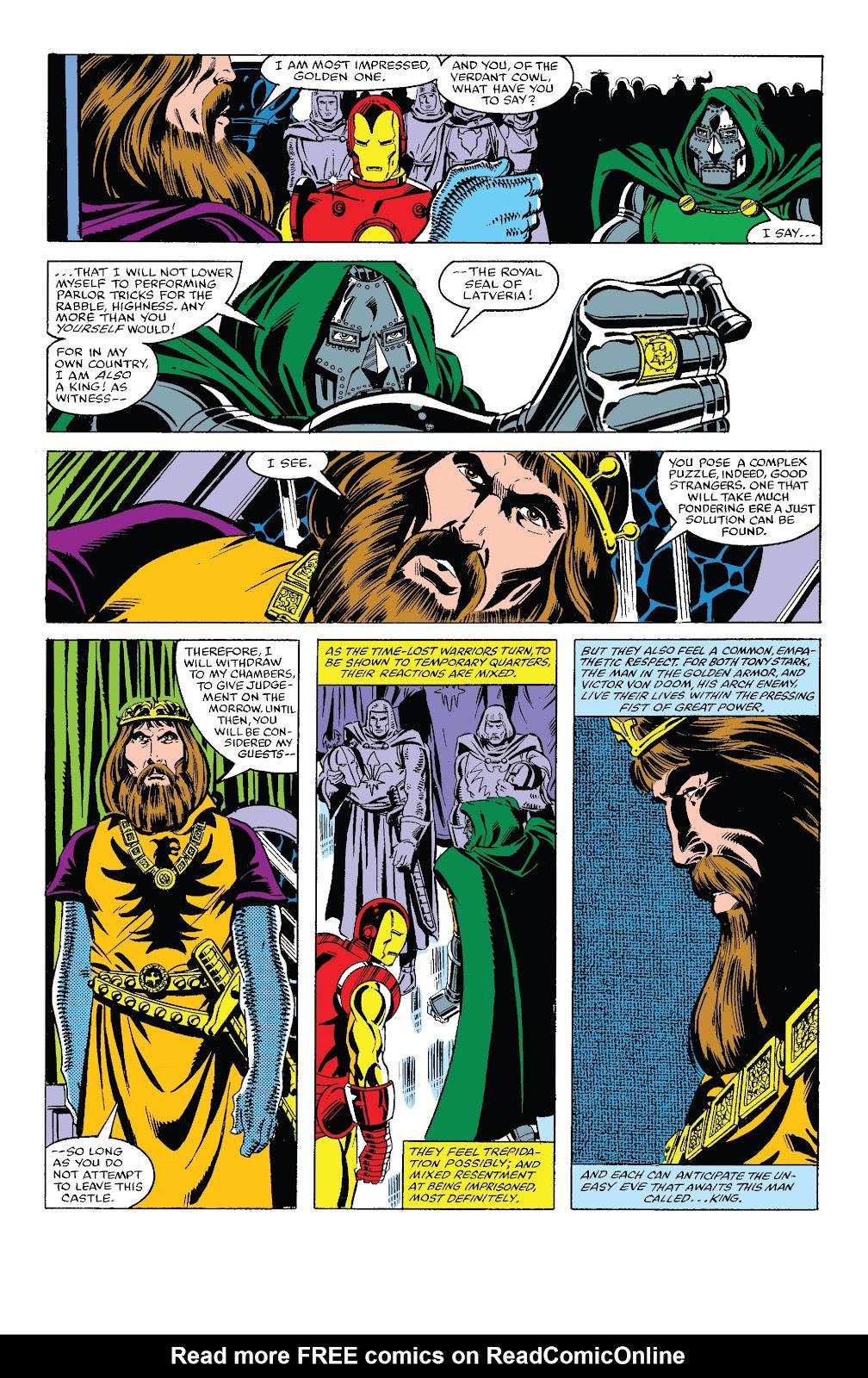 Read online Marvel Tales: Iron Man comic -  Issue # Full - 46