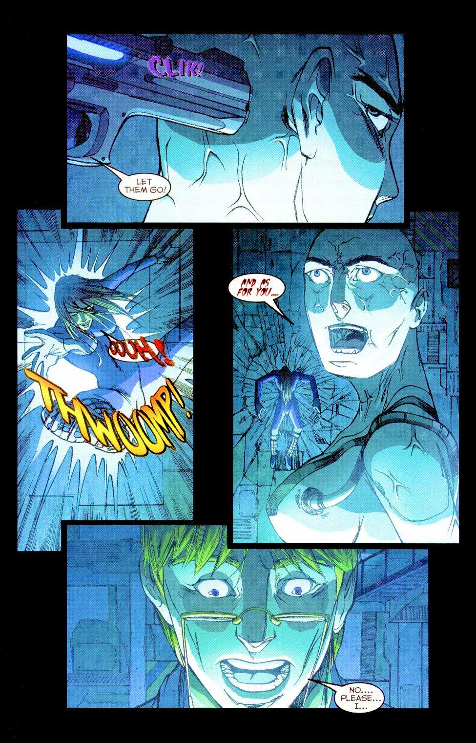 Darkminds (1998) Issue #8 #9 - English 12
