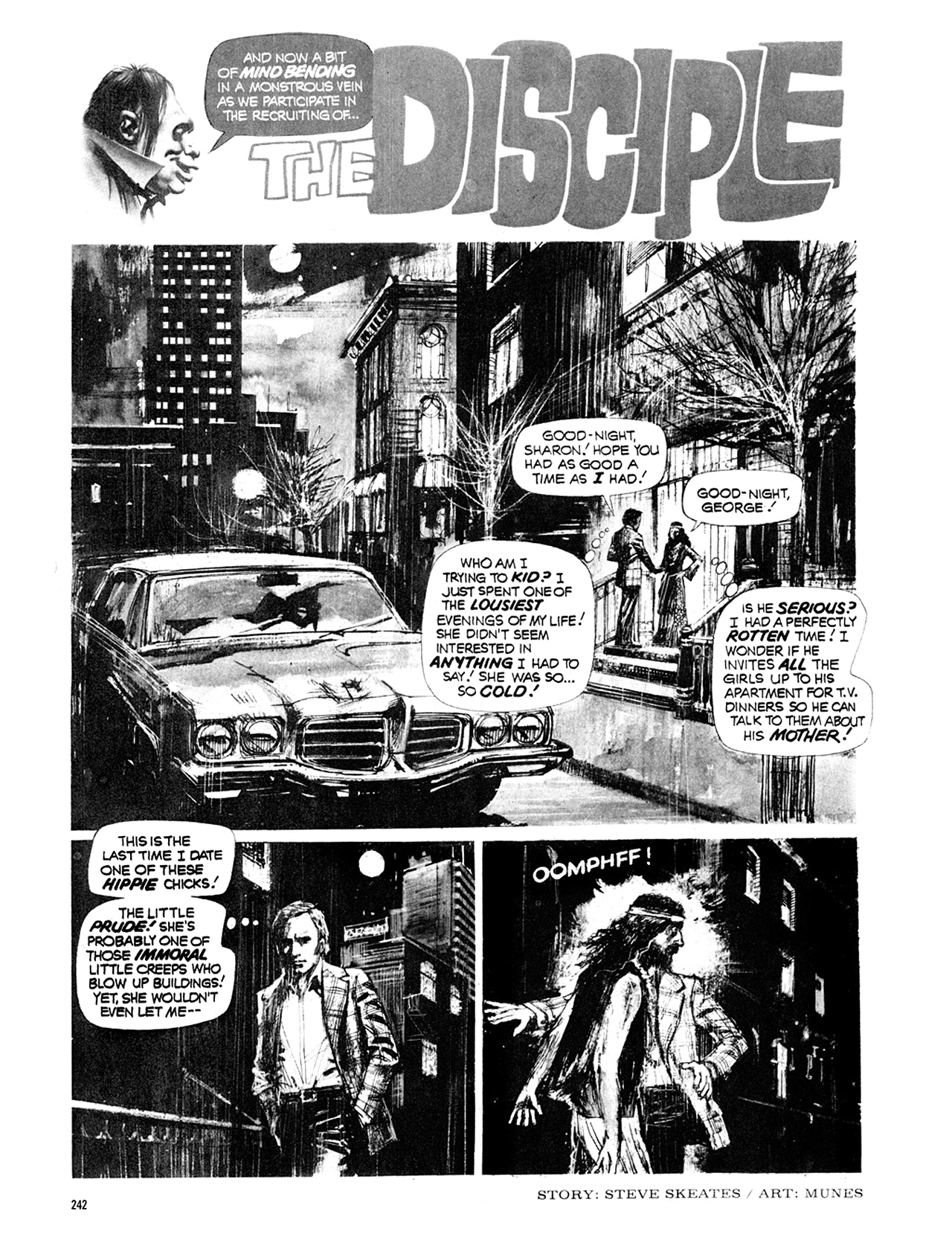 Read online Eerie Archives comic -  Issue # TPB 10 - 243