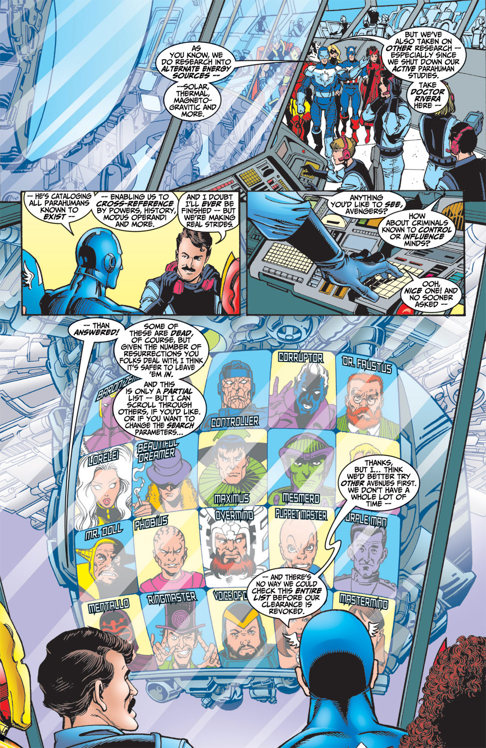 Read online Avengers (1998) comic -  Issue #6 - 10