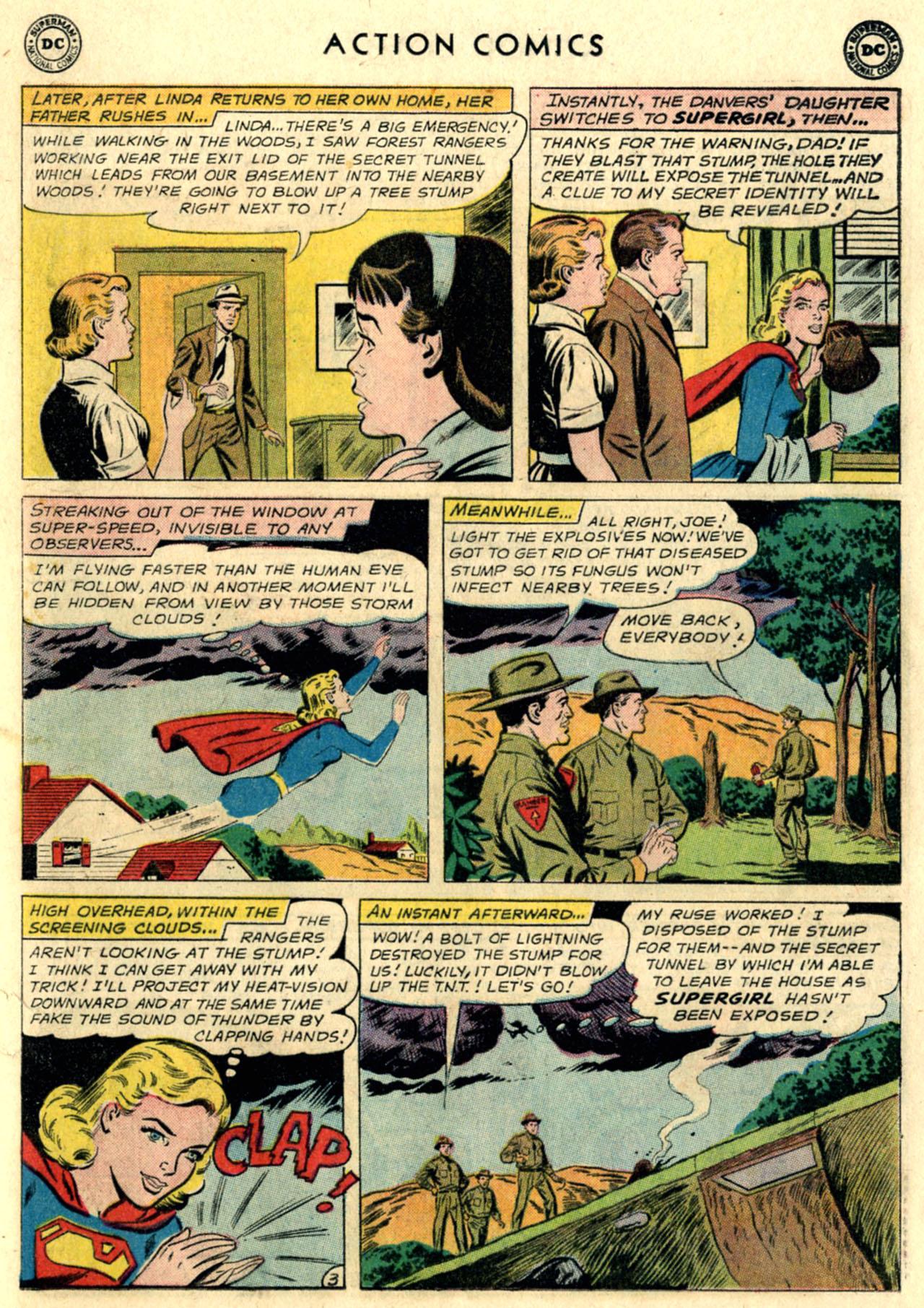 Action Comics (1938) 287 Page 20