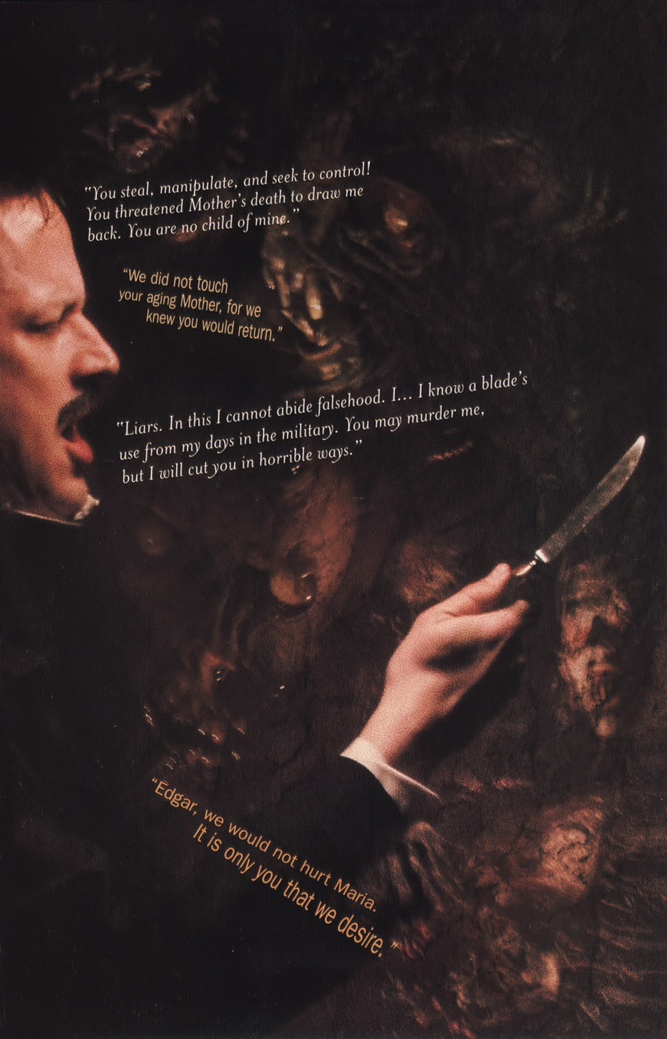 Read online In the Shadow of Edgar Allan Poe comic -  Issue # TPB - 53