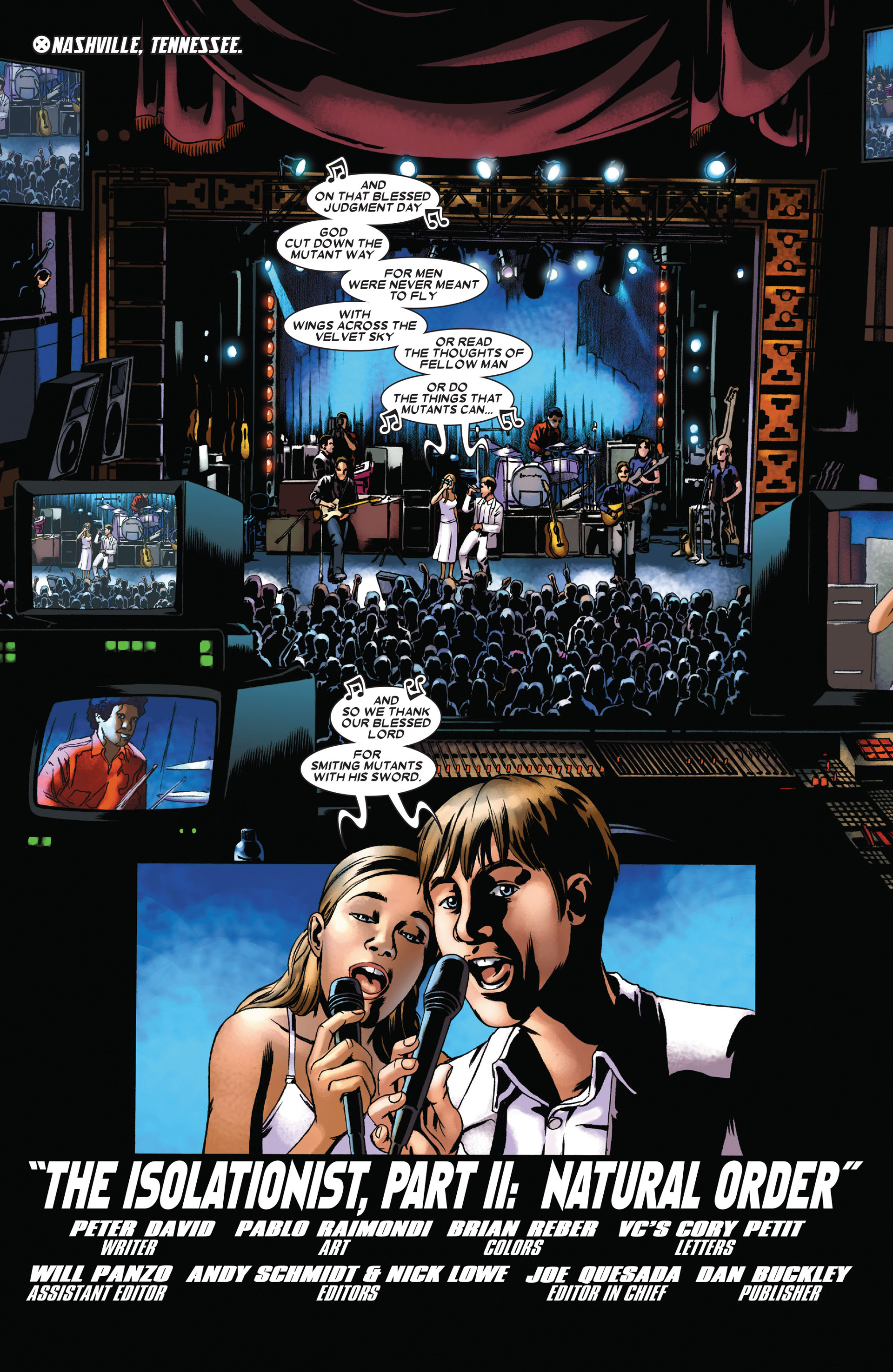 Read online X-Factor (2006) comic -  Issue #22 - 6