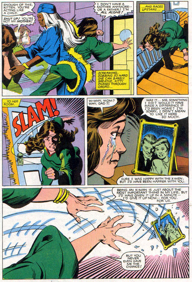 Read online Uncanny X-Men (1963) comic -  Issue # _Annual 6 - 5