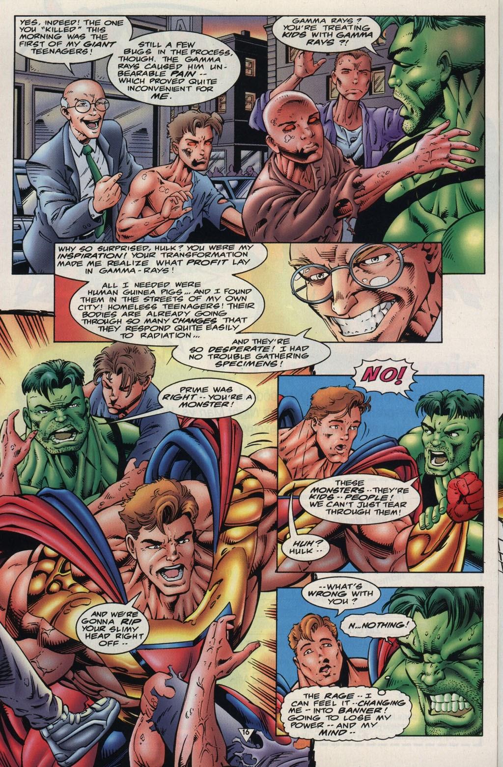 Read online Prime Vs. The Incredible Hulk comic -  Issue # Full - 20