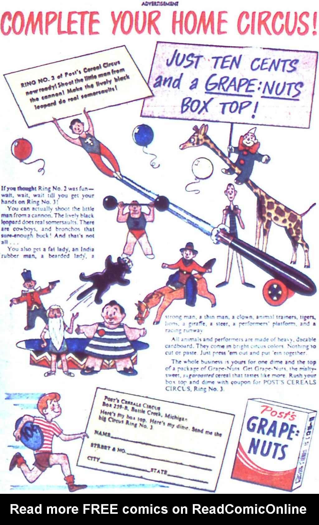 Read online Adventure Comics (1938) comic -  Issue #119 - 49