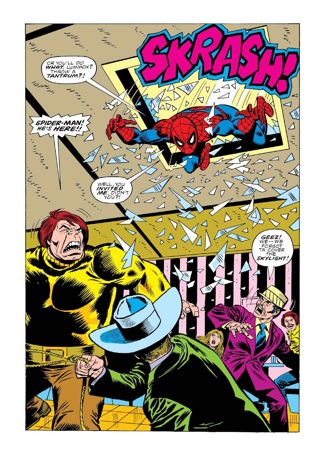 Read online Marvel Masterworks: The Spectacular Spider-Man comic -  Issue # TPB 2 (Part 1) - 74