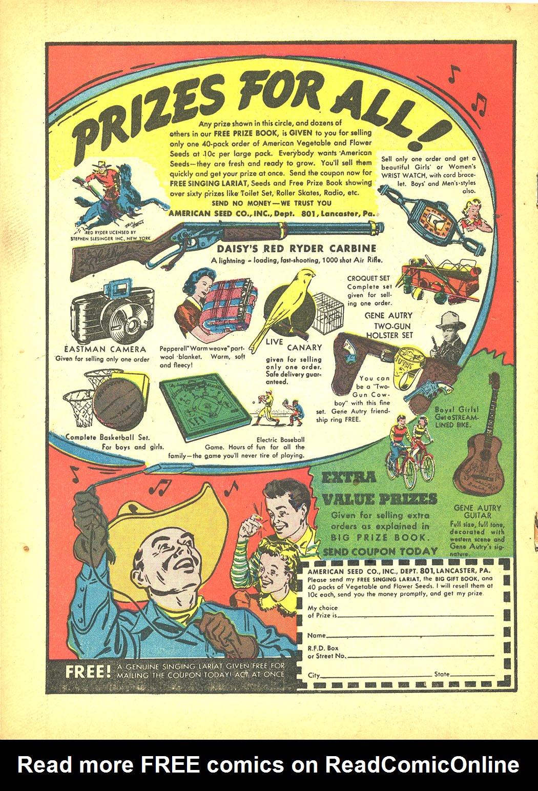 Read online Sensation (Mystery) Comics comic -  Issue #4 - 66