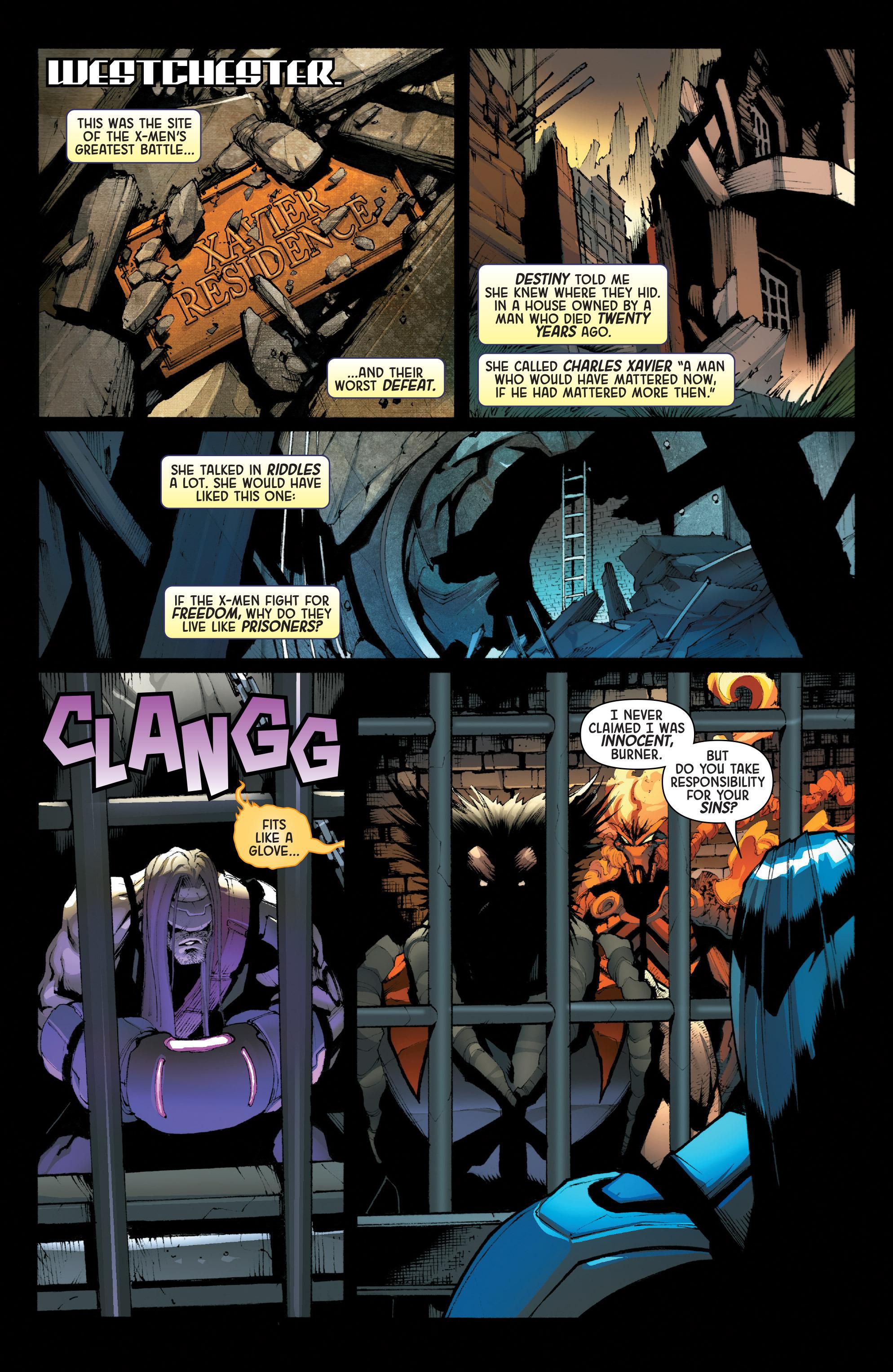 Read online Age of Apocalypse (2015) comic -  Issue #2 - 16