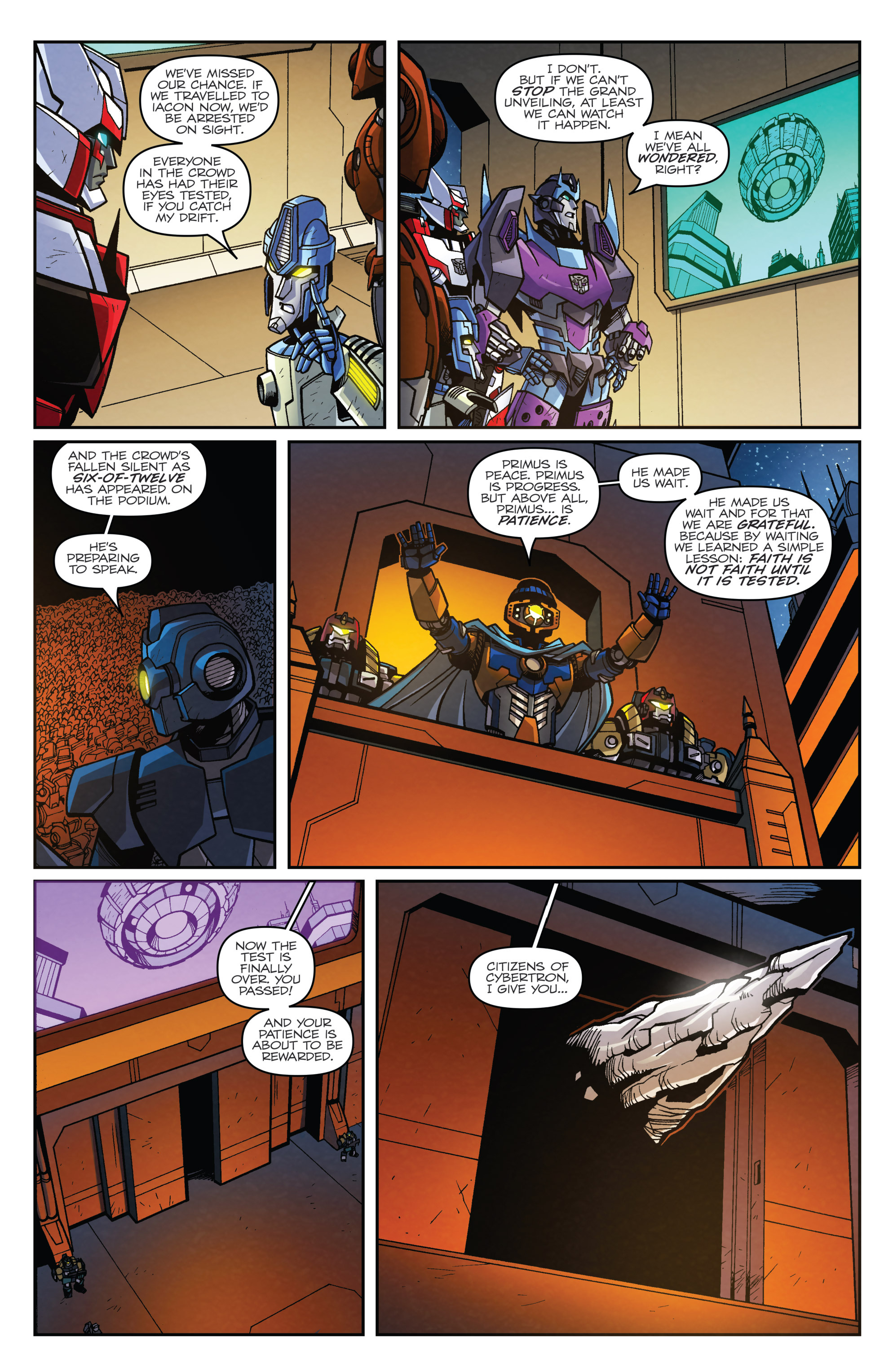 Read online Transformers: Lost Light comic -  Issue #3 - 20