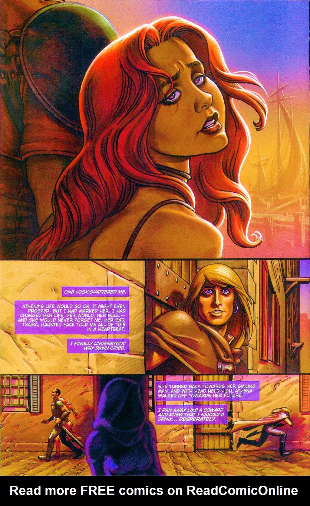 Read online Dawn: Three Tiers comic -  Issue #6 - 6