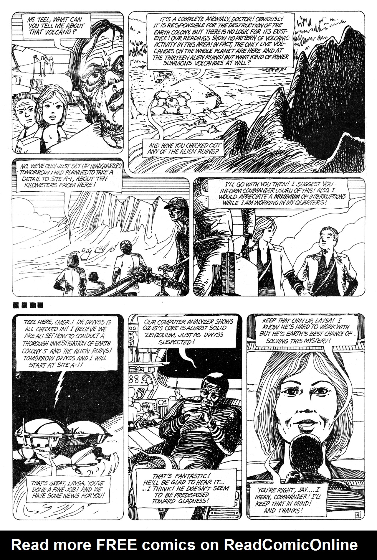 Read online Star*Reach comic -  Issue #17 - 24
