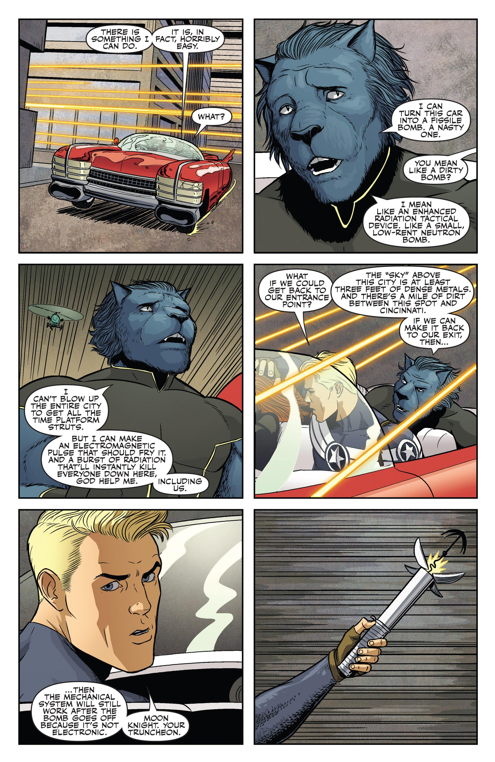 Read online Secret Avengers (2010) comic -  Issue #16 - 20