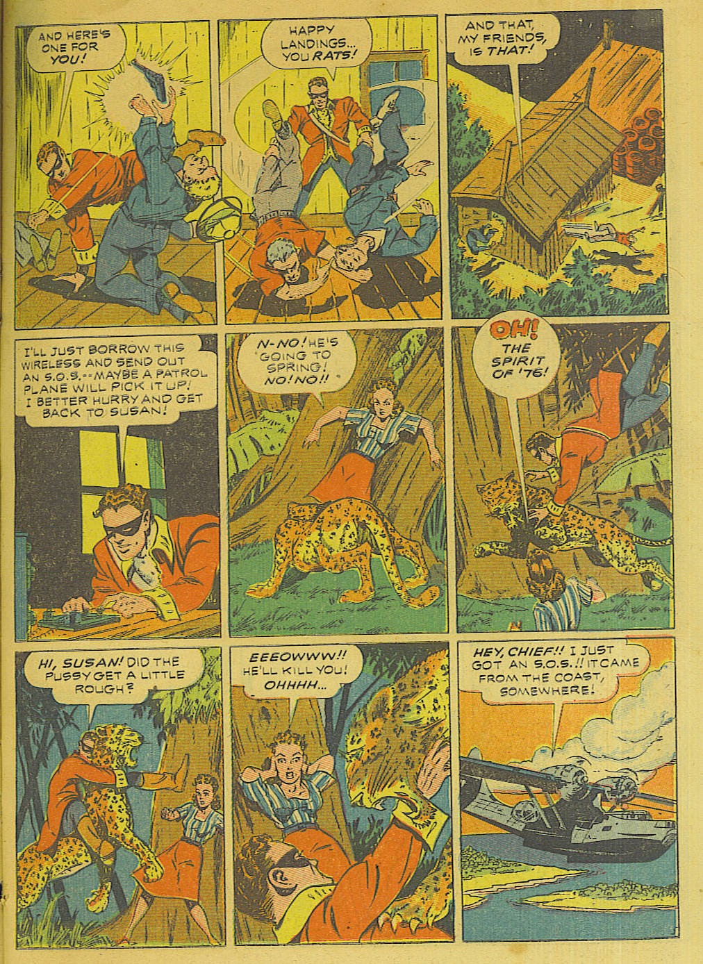 Green Hornet Comics issue 10 - Page 6