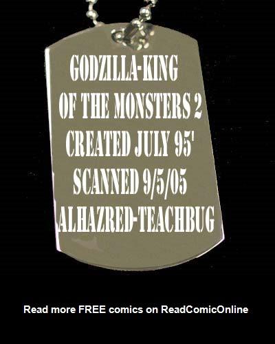 Godzilla (1995) Issue #2 #3 - English 38