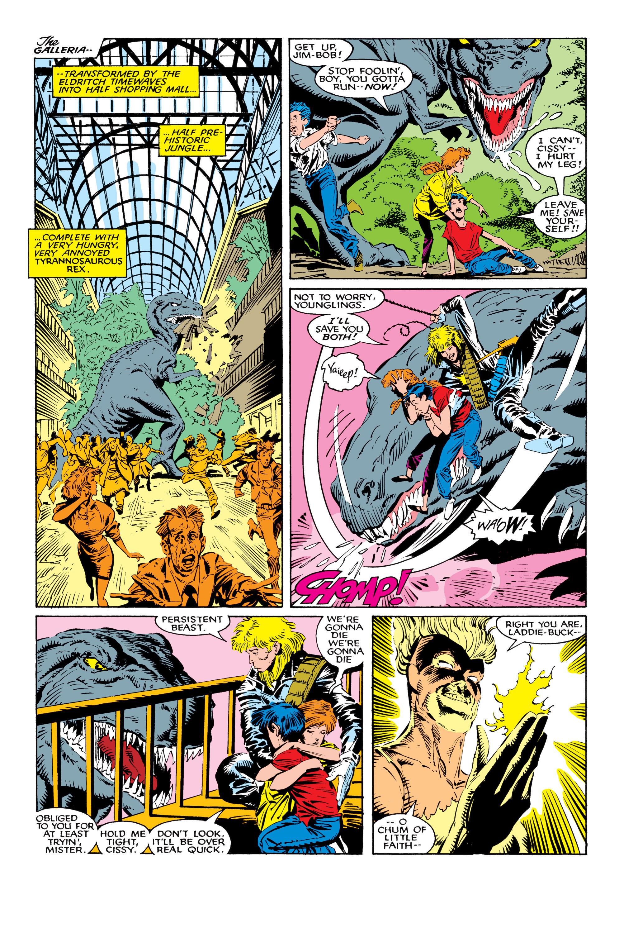 Read online Uncanny X-Men (1963) comic -  Issue #226 - 14