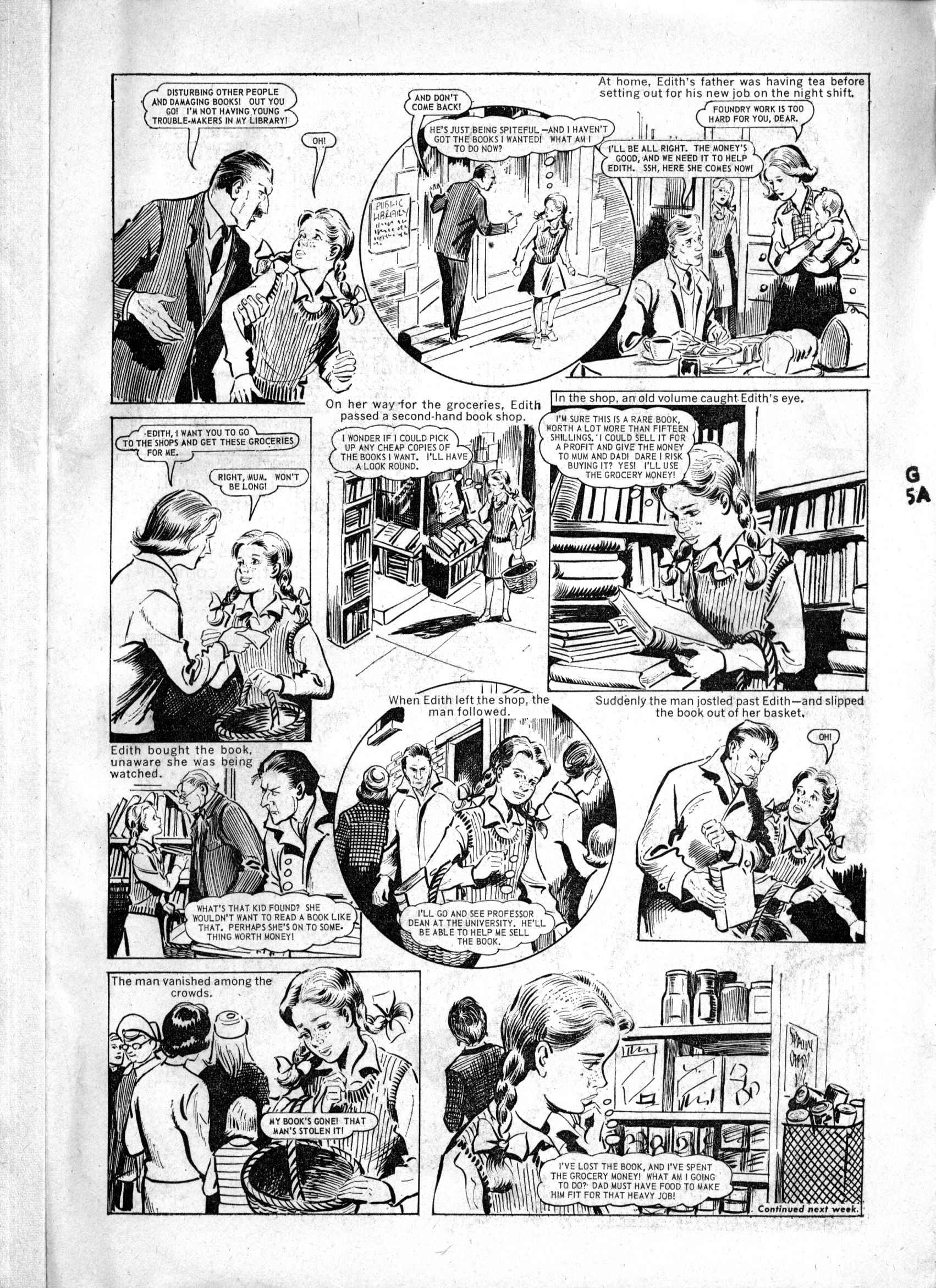 Read online Judy comic -  Issue #358 - 25