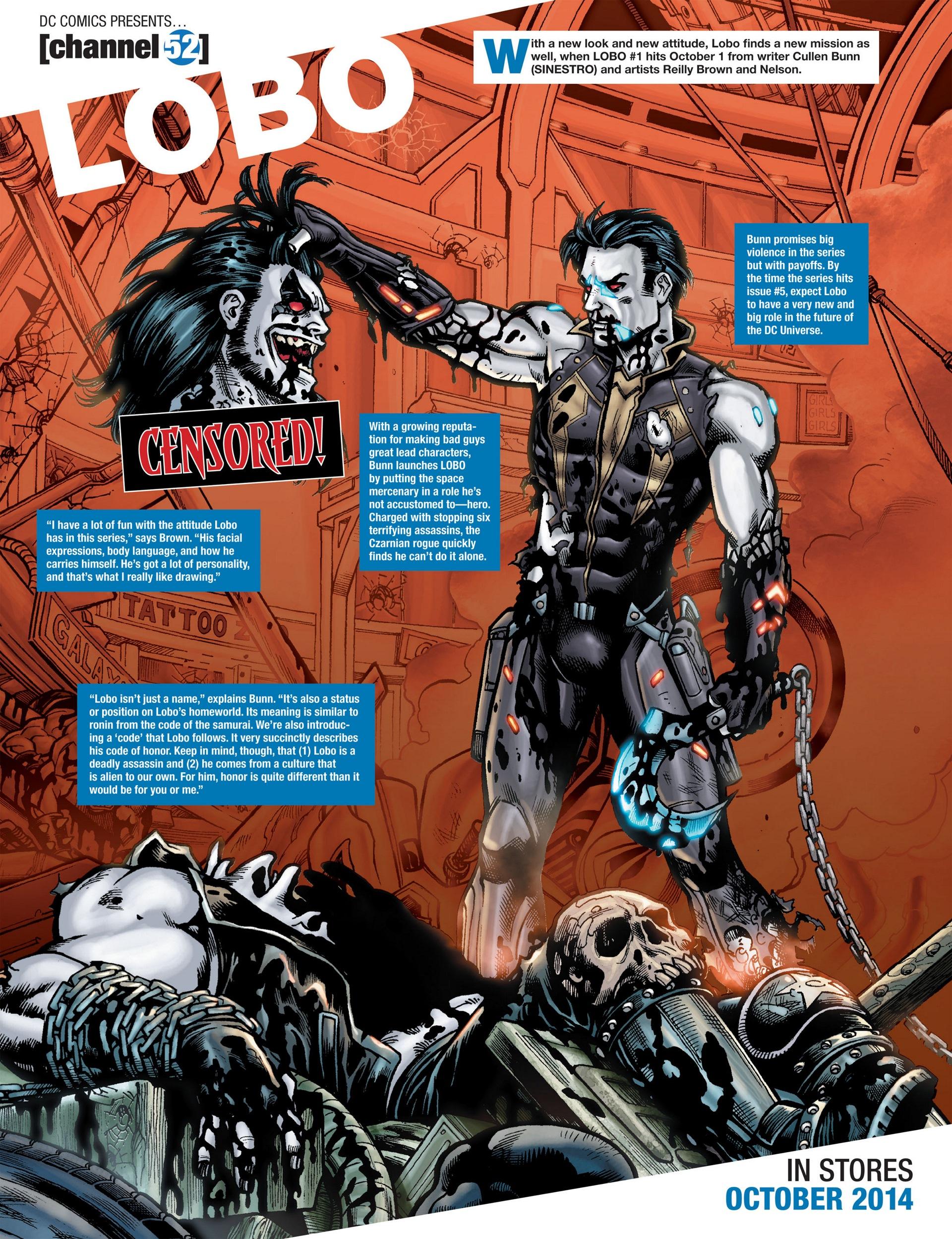 Read online Trinity of Sin: The Phantom Stranger: Futures End comic -  Issue # Full - 22