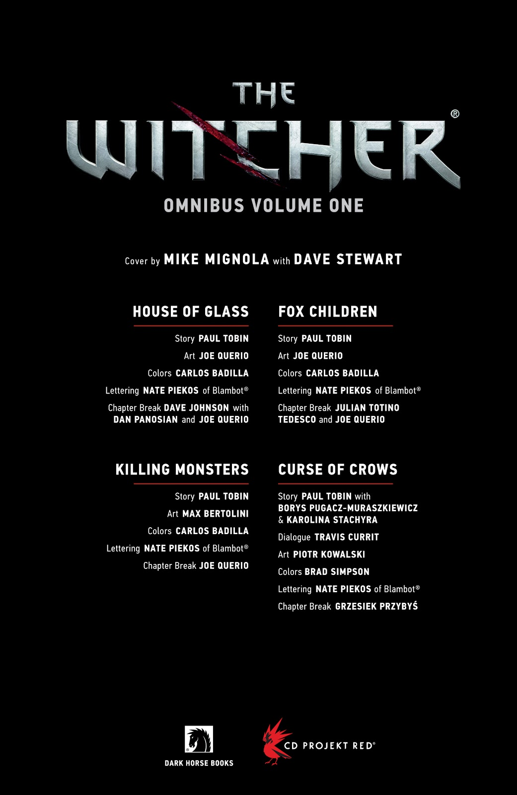 Read online The Witcher Omnibus comic -  Issue # TPB (Part 1) - 5