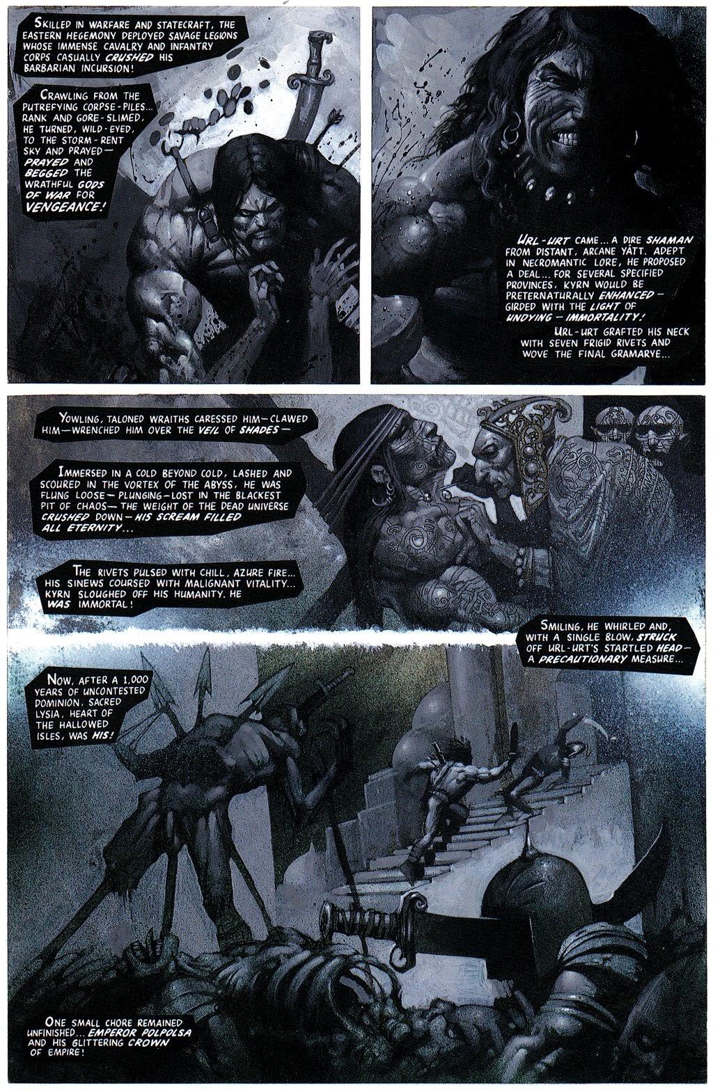 Read online Bisley's Scrapbook comic -  Issue # Full - 23